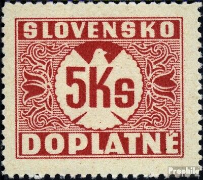 Slovakia P10x unmounted mint / never hinged 1940 Porto Brand