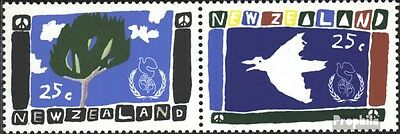 New Zealand 958-959 Couple (complete issue) unmounted mint / never hinged 1986 P