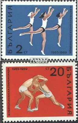 Bulgaria 1929-1930 (complete issue) unmounted mint / never hinged 1969 Spartakia