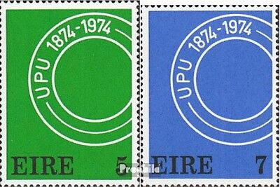 Ireland 309-310 (complete issue) unmounted mint / never hinged 1974 UPU