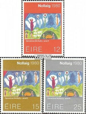 Ireland 430-432 (complete issue) unmounted mint / never hinged 1980 christmas