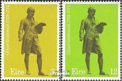 Ireland 304-305 (complete issue) unmounted mint / never hinged 1974 Goldsmith