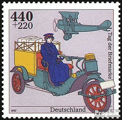 FRD (FR.Germany) 1947 (complete.issue) used 1997 Day the Stamp