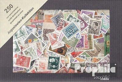 Yugoslavia 250 different stamps