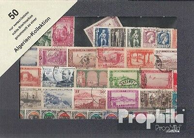 algeria 50 different stamps