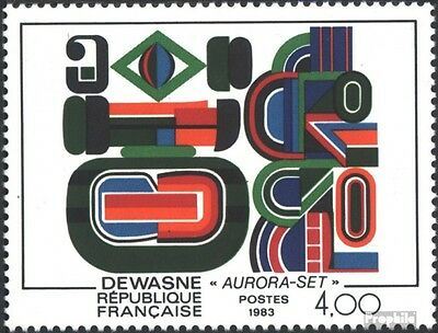 France 2389 (complete issue) used 1983 Art
