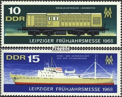 DDR 1349-1350 (complete.issue) unmounted mint / never hinged 1968 Spring Fair