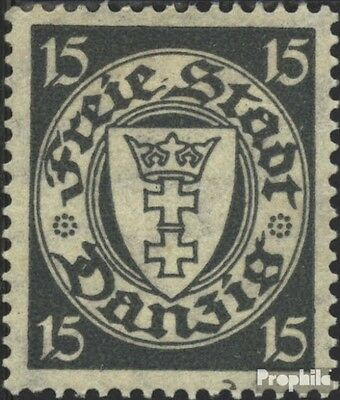 Gdansk 195x A tested used 1924 State Emblem