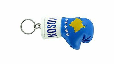 Keychain Mini boxing gloves key chain ring flag key ring cute ukraine