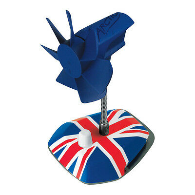 Arctic Cooling Breeze - USB Desk Top Fan - (Countries Edition) - UK - 92mm Fan