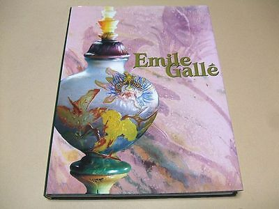 Deluxe Exhibition Cataogue Emille Galle's Masterpices 2005 English 200 Items