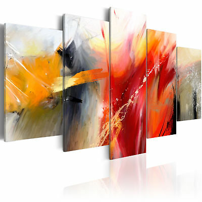 IMPRESSION IMAGE SUR TOILE XXL! ART TABLEAU *2 formats* ABSTRACTION 0101-57