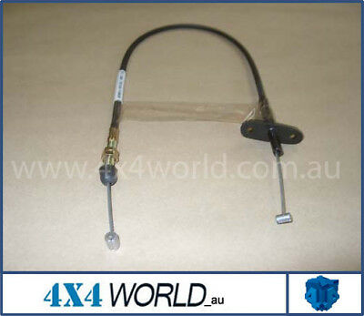 For Toyota Landcruiser HJ47 Series Accelerator Cable 2H 5/82-11/84