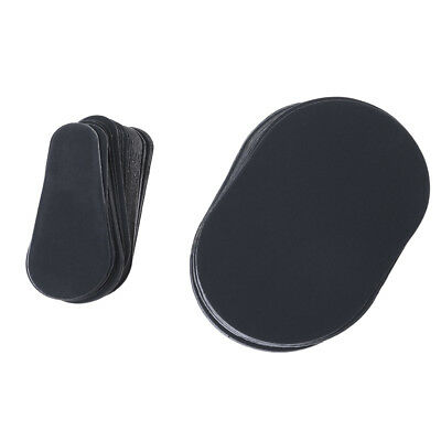 80 LARGE SMALL Arms Legs Facial Hair Buff Smooth Removal Pad Remover Exfoliator