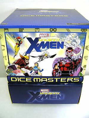 DC Dice Masters -Justice League+Uncanny X-Men+Age of Ultron Gravity Feed Display