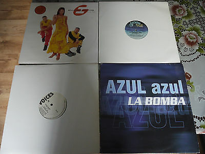 23 X 12'' Singles Rare Vinyl Good Condition  All Listed Lot 1