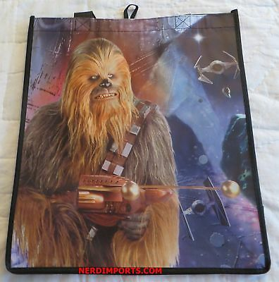 Star Wars Shopping Tote Bag - Chewbacca - New Limited Edition