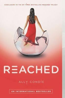 Matched Ser.: Reached by Ally Condie (2013, Paperback)