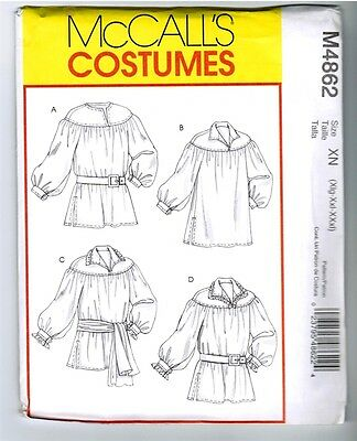 PERIOD PATTERNS EARLY Tudor Women's Gowns 1490-1535 size 6