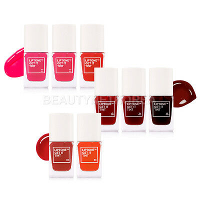 [TONYMOLY] Liptone Get It Tint 8 Color 9.5g / Upgraded moisturizing