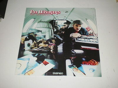 The Wiseguys - The Antidote - 2 Lp Wall Of Sounds Records 1998 Uk - Ois - Nm/ex
