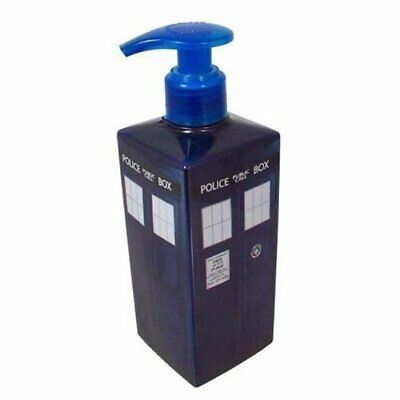Doctor Who - Liquid Hand Soap in Tardis Dispenser - Ideal gift - NEW