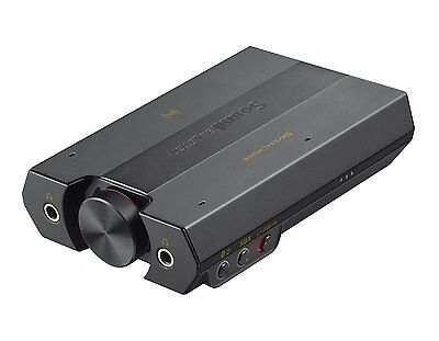 CREATIVE Sound Blaster E5 USB/BLUETOOTH NFC HDAUDIO & Headphone Amp SB1590