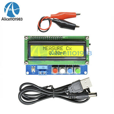 LC100-A High Precision Digital Inductance Capacitance L/C power Meter module