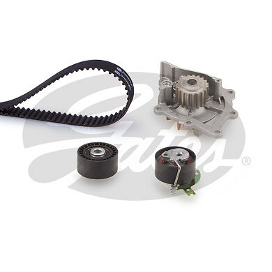 Gates New Timing Belt & Water Pump Kit Land Rover Discovery Freelander Evoque