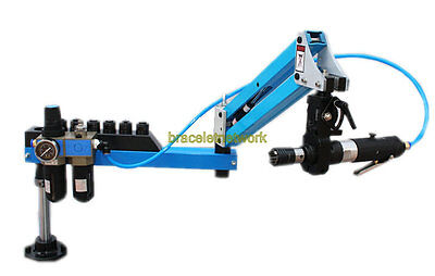 Newest updated Vertical Type Pneumatic Air Tapping Machine M3-M12 1000mm