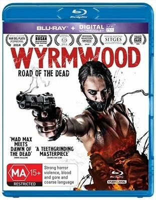 Wyrmwood: Road of the Dead Blu-ray Discs NEW
