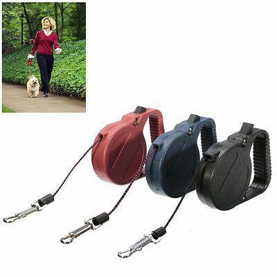 Pet Automatic Retractable Traction Rope Walking Lead Leash for Dog Cat Puppy