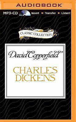 David Copperfield by Charles Dickens (2015, MP3 CD, Unabridged)