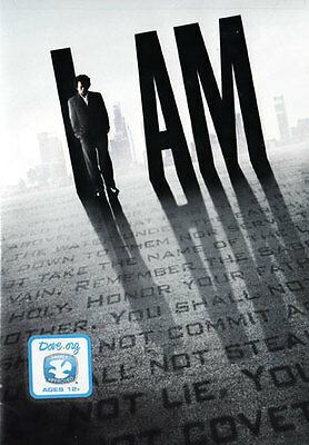 NEW Sealed Christian Drama Widescreen DVD! I AM - (Tomas Boykin, John Ward)