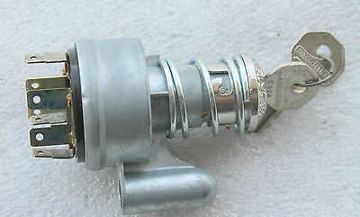 Briggs & Stratton Starter/Ignition Switch with key 246