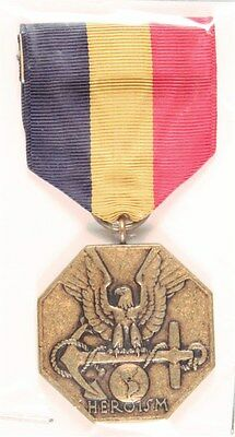 US Military Medal:  Navy & Marine Corps Medal
