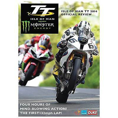 Isle Of Man TT 2014 Official Review DVD Video - Motorcycle / Bike Racing