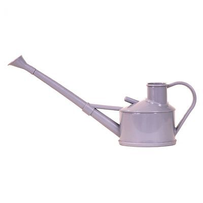 Bonsai-Watering can 0,9 Litre Plastic with Metal shower, grey 61001