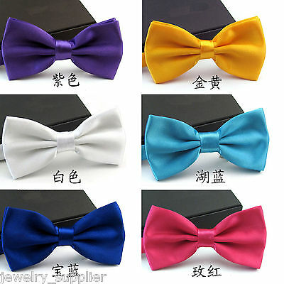 Fashion Classic Novelty Men Adjustable Ties Tuxedo Wedding Party Bow Tie Necktie