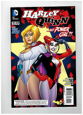 HARLEY QUINN #11  1st Printing - The New 52                     / 2014 DC Comics