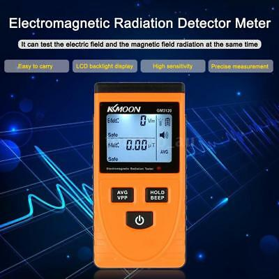 New Electromagnetic Radiation Detector Digital LCD Meter Dosimeter Tester GM3120