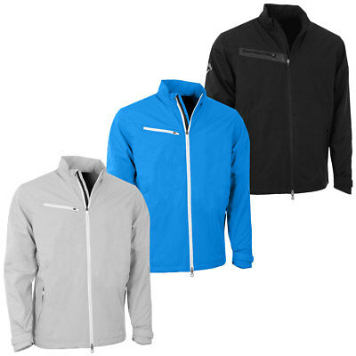 Callaway Golf Mens Long Sleeve Wind Jacket Wind Shirt 50% OFF RRP