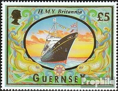 united kingdom-Guernsey 781 (complete issue) unmounted mint / never hinged 1998