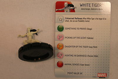 Heroclix - White Tiger (006) - Age Of Ultron Wave 2