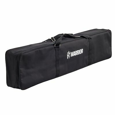 Warrior Motorcycle Loading Ramp Full Length Padded Black Storage/Carry Bag