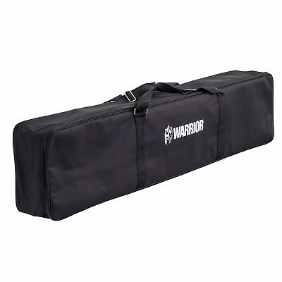 Warrior Motorcycle Loading Ramp Padded Black Storage Carry Bag Only