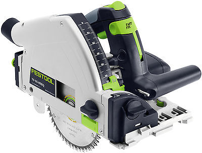 Festool TS 55 REQ-Plus Circular saw 110V Fine Blade & Systainer 561554 NEXT DAY