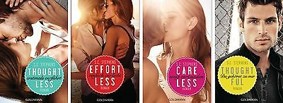 Thoughtless, Effortless, Careless, Thoughtful von S. C. Stephens (Paperback)