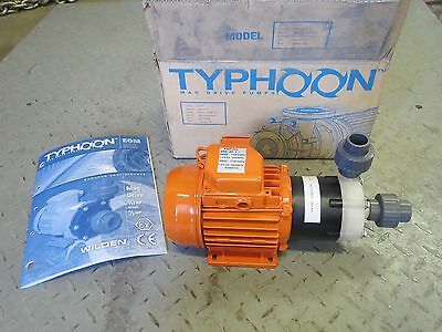 "Wilden Typhoon Tm01-10013 Mag Drive Pump 3/4"", Tm1Ce/fr/vt/063/aa (Refurbished)"