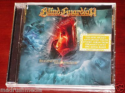 Blind Guardian: Beyond The Red Mirror CD 2015 Nuclear Blast USA NB 3272-2 NEW